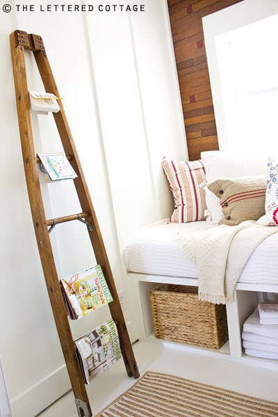 Reading Room | The Lettered Cottage