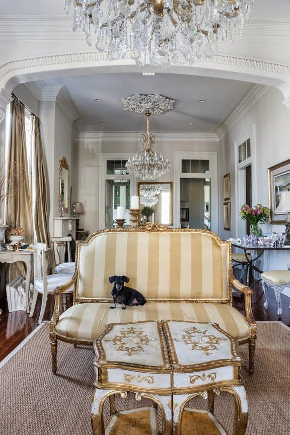 New Orleans Architectural Styles - Places in the Home