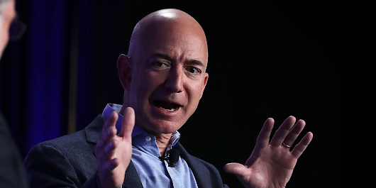 Jeff Bezos just perfectly summed up what you need to know about artificial intelligence