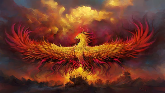 This Phoenix Will Rise Again