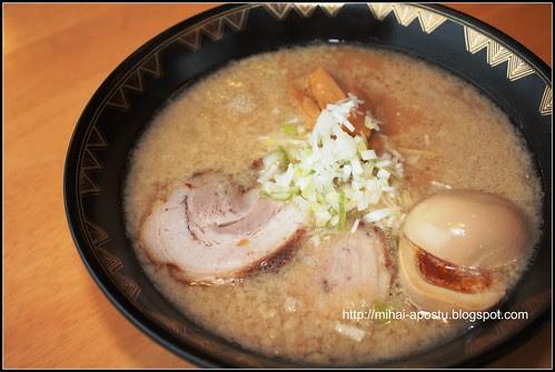 とんこつ醤油ラーメン Tonkotu Syoyu Ramen 麺山