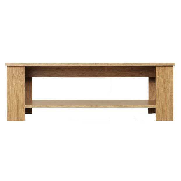 Buy Hamilton Coffee Table - Oak Effect at Argos.co.uk ...