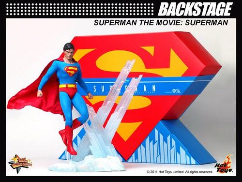 HT Superman already out in HK this week!