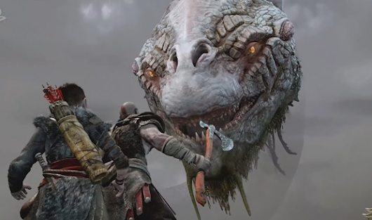 God of War Release Date is in April According to Amazon