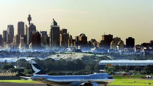 Passenger numbers up at Sydney, Melbourne airports