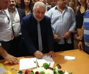 Ήγουμενίτσα: Η ομιλία του επανεκλεγέντα Δημάρχου Ηγουμενίτσας Γ.Λώλου στην ορκομωσία της νέας Δημοτικής Αρχής