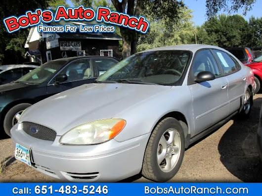 Used 2005 Ford Taurus SE for Sale in Lino Lakes MN 55014 Bobs Auto Ranch
