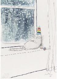 'Party cat'