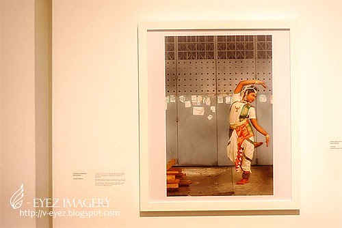 Urban Goddess on exhibition