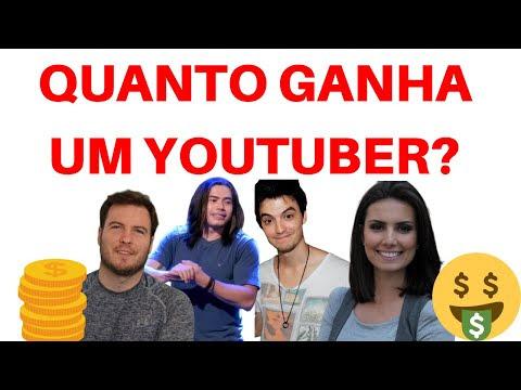 Quanto Ganha um YouTuber (Felipe Neto, Whindersson Nunes, Me Poupe, O Primo Rico)