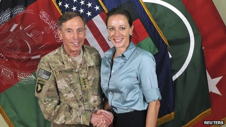 Gen Petraeus and Broadwell