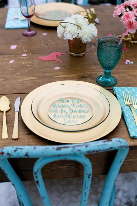 Unicorn Wedding Styled Shoot   Pretty My Party