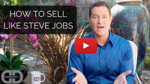 How to Sell like Steve Jobs
