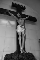 Jesus Bleeds ..Set Me Free From The Cross He Pleads by firoze shakir photographerno1