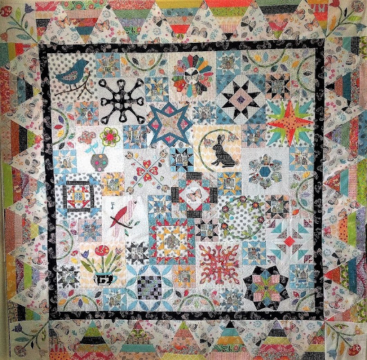 Happy Days Quilt Competition
