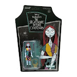 Super7 Tim Burton's The Nightmare Before Christmas ReAction Figures Wave 1 - Sally