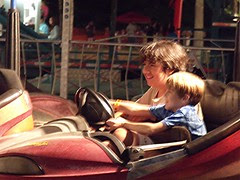 bumper car boys by Teckelcar
