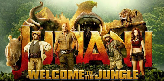 'Jumamji: Welcome to the Jungle' – Another Great Video Game Movie - Movie TV Tech Geeks News