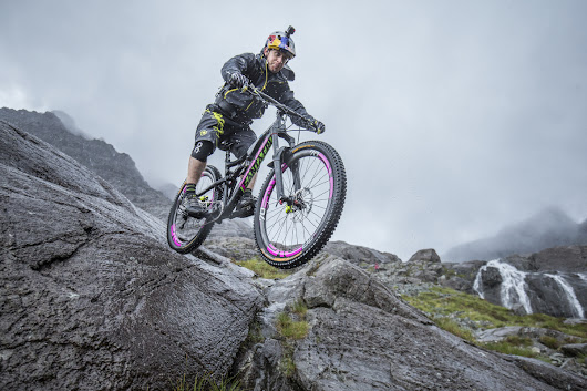 Win an MT500 MTB outfit - just like Danny MacAskill's!