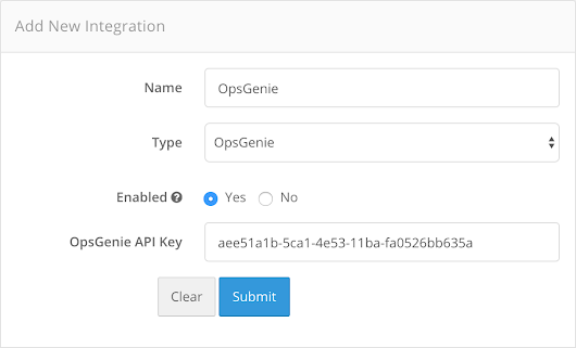 CloudSploit Integrates with OpsGenie