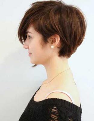 Memilih Model Rambut Pendek Wanita Dan Pria Dari Segi Karakter Dan Bentuk Wajah Ragam Fashion