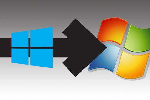 Usuário que estiver decidido a abandonar o Windows 8 Pro pode recorrer ao downgrade (Foto: Reprodução)