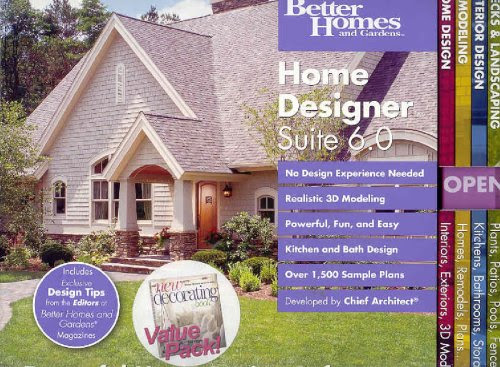Better Homes And Gardens Home Designer Suite Windowsunity