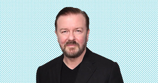 Ricky Gervais on Comedy, Religion, and Donald Trump