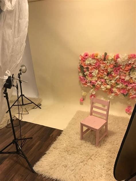 DIY Flower Photography Backdrop Massart Photography