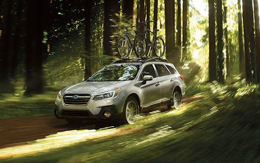 Park Subaru | 2018 Subaru Outback: Proudly Made in the USA