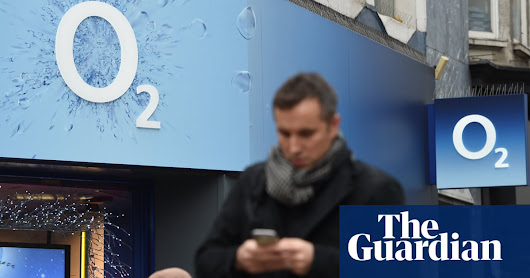O2 poised to receive millions from Ericsson over software failure | Business | The Guardian