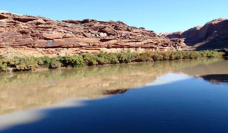 Colorado River, East Portal, Moab, Utah