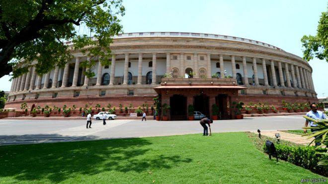 संसद, भारत
