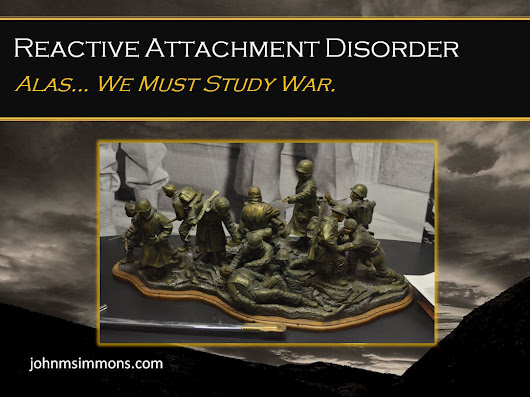 RAD Wars: Reactive Attachment Disorder
