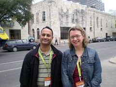 SXSW: Shashi Bellamkonda & Michelle Riggins batchblue.com