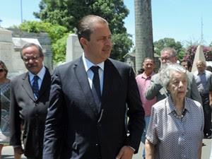 Eduardo Campos deixa governo do estado na próxima sexta (Foto: Katherine Coutinho/G1)