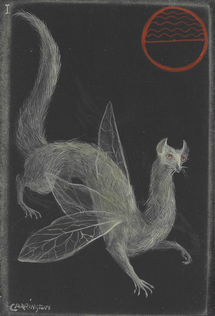 Leonora Carrington - Myth of 1,000 Eyes