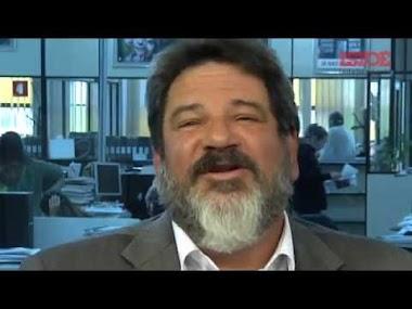 """Mario Sergio Cortella à IstoÉ: """"Ninguém em sã consciência seria feliz o ..."""