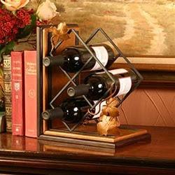 Counter Top Wine Racks