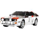 Tamiya 58667 - RC Audi Quattro A2 Rally Car Kit TT-02 Chassis