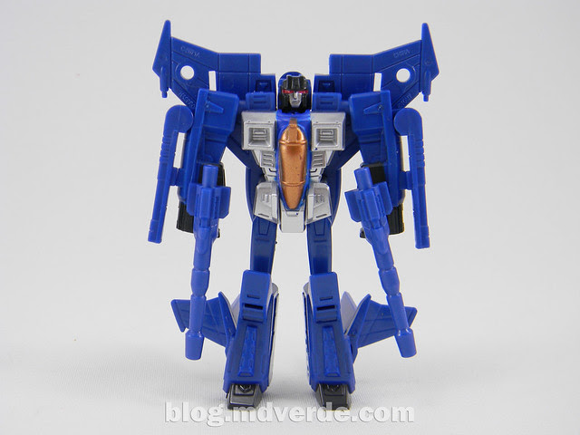Transformers Thundercracker Legends - Generations GDO - modo robot