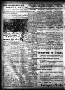 6/5/1907 - MINERS' LEADERS PAID TO HAVE MURDERS DONE, SAYS THE STATE