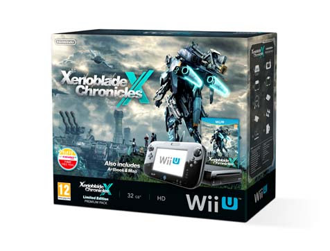 Xenoblade Chronicles X- What's In The Box?