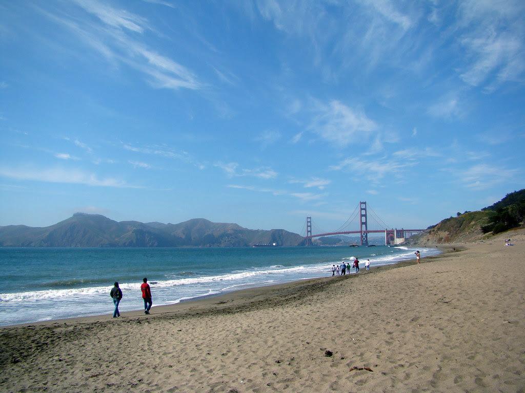 DSC06702 Golden Gate Bridge from Baker Beach
