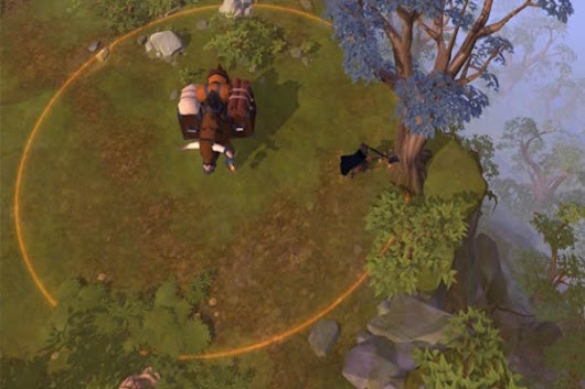 Albion Online The Next Update: Consistent Mounts -