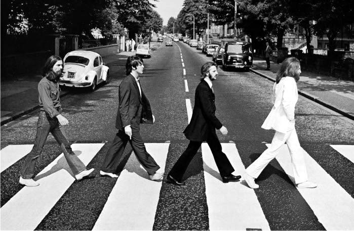 Portada de Abbey Road. Imagen: Apple Records.