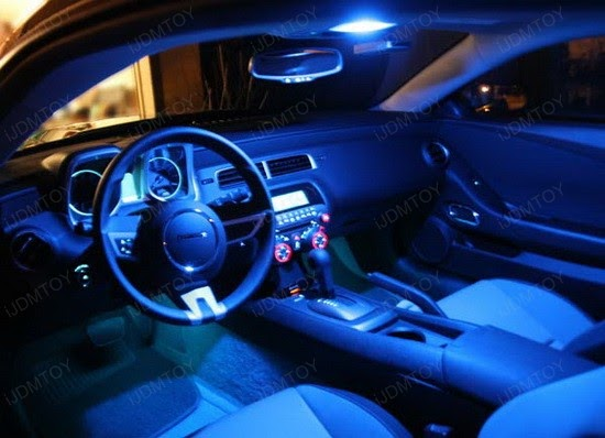 iJDMTOY Car Blog: Chevy Camaro LED Interior Dome Lights