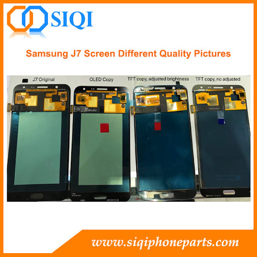 SIQI Different Quality for Samsung screens To Meet Different Customers Demand