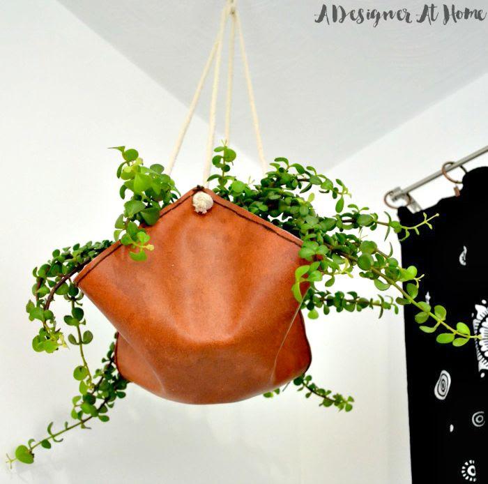 diy-hand-stitched-pleather-hanging-planter-sling-boho-meets-nomad
