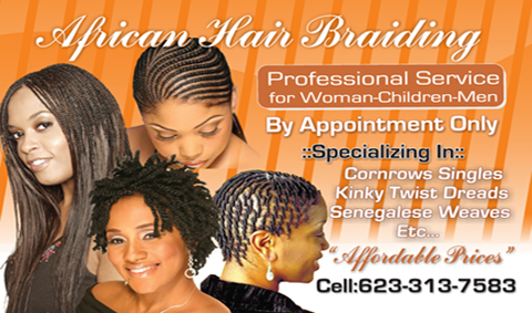 African Hair Braiding Salon